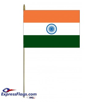 India Mounted Flags