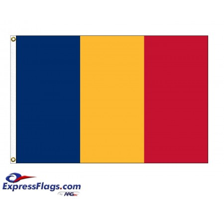 Romania Nylon Flags (UN Member)ROU-NYL