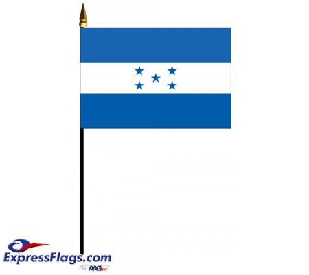 Honduras Mounted Flags031892