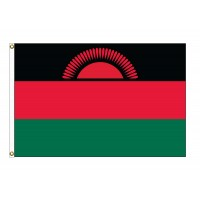 Malawi Nylon Flags (UN Member)