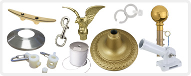 Flagpole Accessories & Hardware