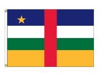 Central African Republic Nylon Flags  (UN Member)