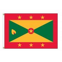Grenada Nylon Flags (UN, OAS Member)