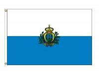 San Marino Nylon Flags (UN Member)
