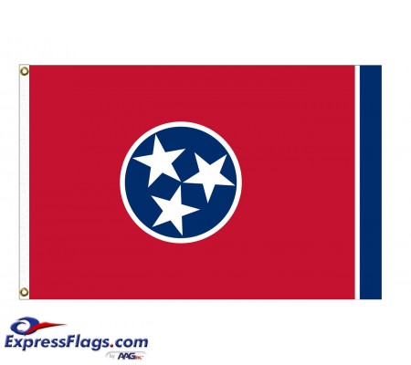 Poly-Max Tennessee State FlagsTN-PM
