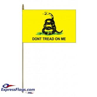 Mounted Gadsden Don t Tread On Me FlagsGADSDEN-MTD