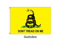 Gadsden Don't Tread On Me American Historical Flags
