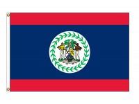Belize Nylon Flags - (UN, OAS Member)