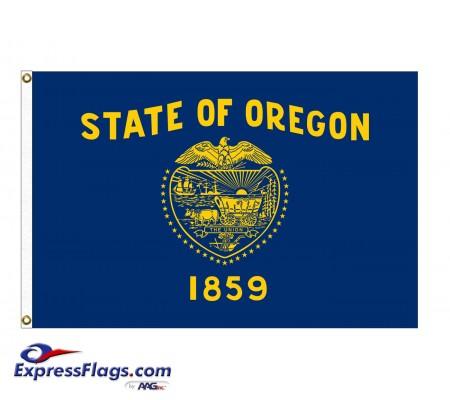 Nylon Oregon State FlagsOR-NYL