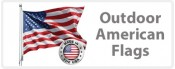 American Flags - Outdoor
