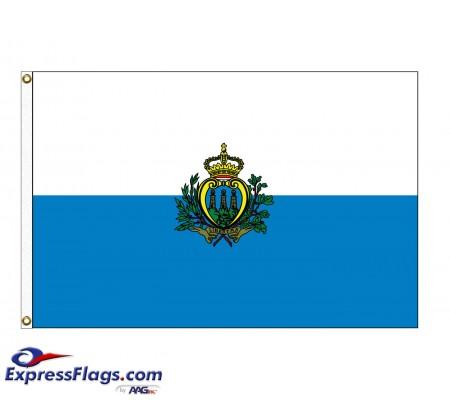 San Marino Nylon Flags (UN Member)SMR-NYL