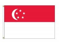 Singapore Nylon Flags (UN Member)