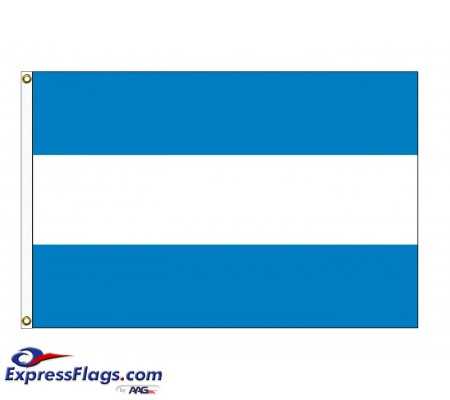 Argentina without Seal Nylon FlagsARG-NYL-2