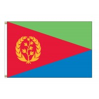 Eritrea Nylon Flags (UN Member)