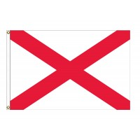 Poly-Max Alabama State Flags