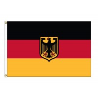 Germany Nylon Flags (Eagle)