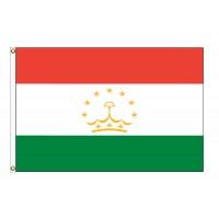 Tajikistan Nylon Flags (UN Member)