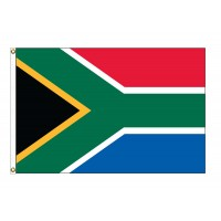 South Africa Nylon Flags (UN Member)