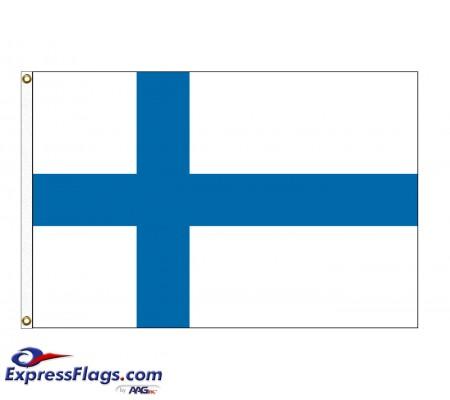 Finland Nylon Flags (UN Member)FIN-NYL