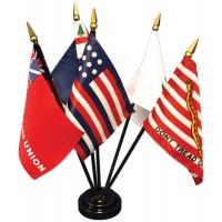 Set #4 - Historical American Tabletop Set