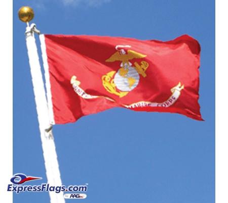 Marine Corps ENDURA-POLY FlagsUSM-MC-EP