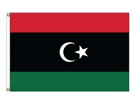 Libya Nylon Flags (UN Member)