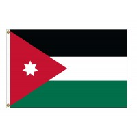 Jordan Nylon Flags (UN Member)