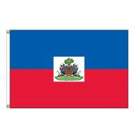Haiti Nylon Flags (UN, OAS Member)