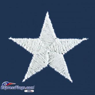 Nylon U.S. Pulldowns - Embroidered StarsNUSP-1