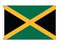 Jamaica Nylon Flags (UN, OAS Member)