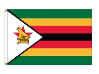 Zimbabwe Nylon Flags (UN Member)