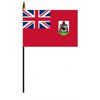 Bermuda Mounted Flags