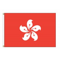 Hong Kong Nylon Flags
