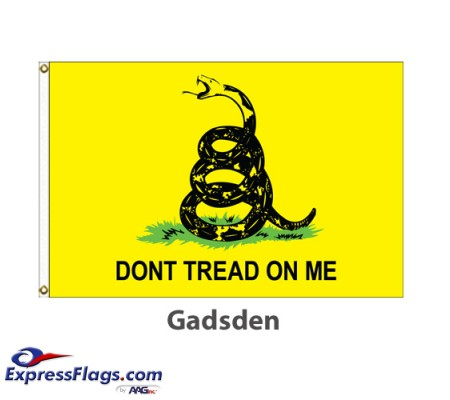 Gadsden Don t Tread On Me American Historical FlagsGADSDEN