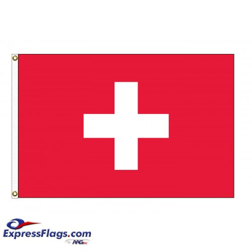 Switzerland Nylon Flags (UN Member)CHE-NYL