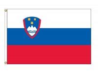 Slovenia Nylon Flags (UN Member)