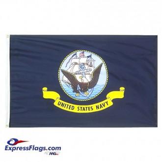 Navy ENDURA-POLY FlagsUSM-NY-EP