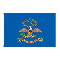 Nylon North Dakota State Flags