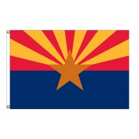 Nylon Arizona State Flags