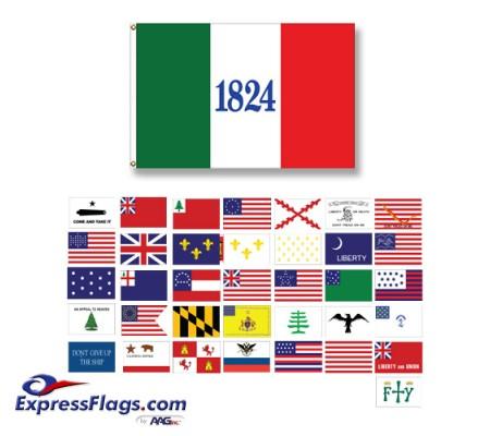 American Historical FlagsAHF-35