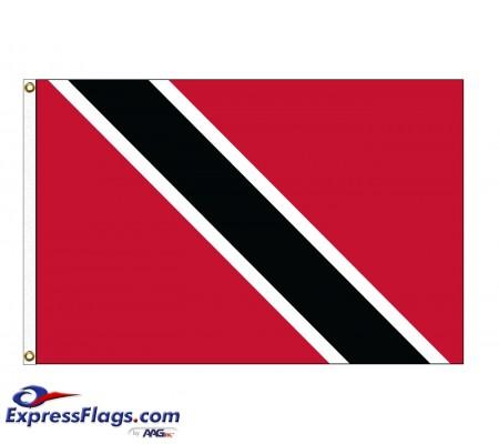 Trinidad & Tobago Nylon Flags (UN, OAS Member)TTO-NYL