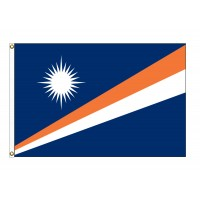 Marshall Islands Nylon Flags (UN Member)