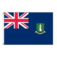 British Virgin Islands Nylon Flags