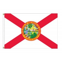 Nylon Florida State Flags