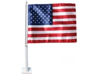 U.S. Auto Window Flag Set