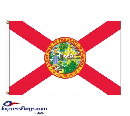 Nylon Florida State FlagsFL-NYL