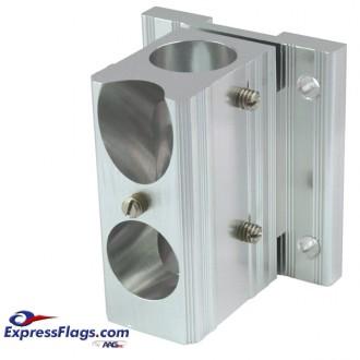 Aluminum Multi-Angle Pole BracketsAMB