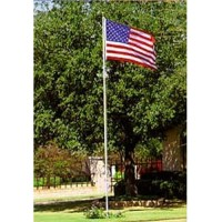 Titan Steel Residential Flagpole Sets