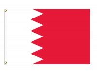 Bahrain Nylon Flags - (UN Member)