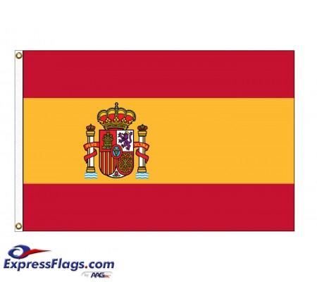 Spain Nylon Flags (UN Member)ESP-NYL
